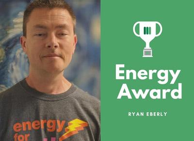 2020 Energy Award Ryan Eberly